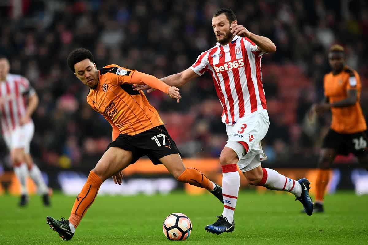 Helder Costa has been linked with a move from Wolves to Everton