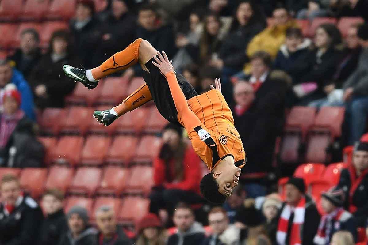 Wolves winger Helder Costa