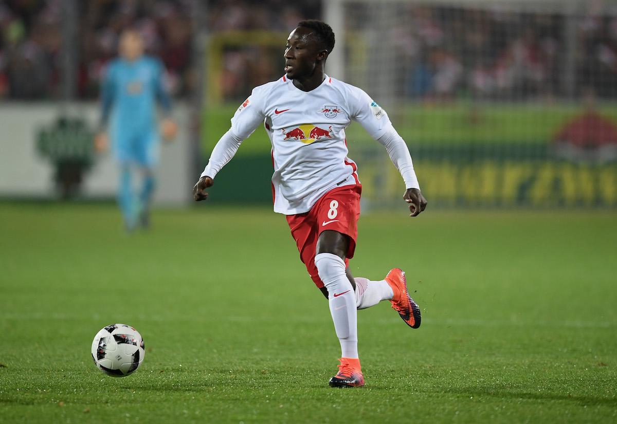 Naby Keita of RB Leipzig