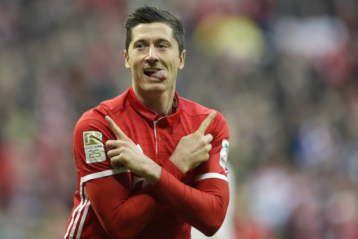 Robert Lewandowski Bayern Munich s Mr Dependable