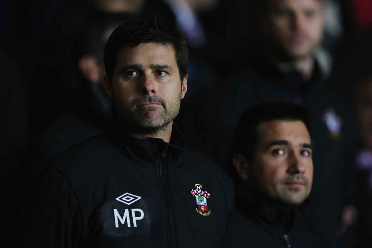Mauricio Pochettino at Southampton
