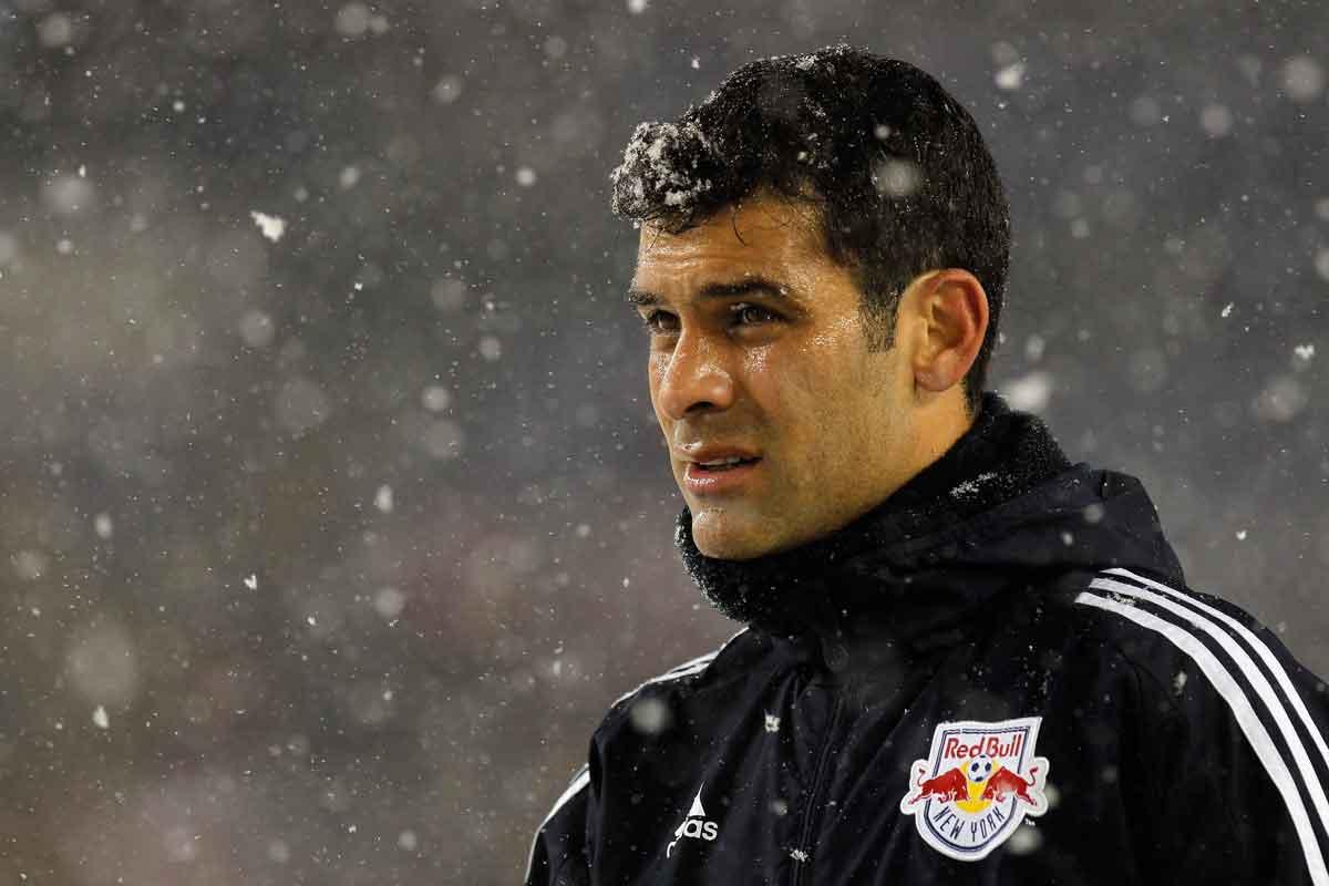 Rafa Marquez at New York Red Bulls
