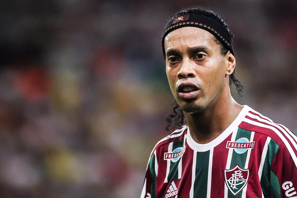 Fluminense v Gremio - Brasileirao Series A 2015