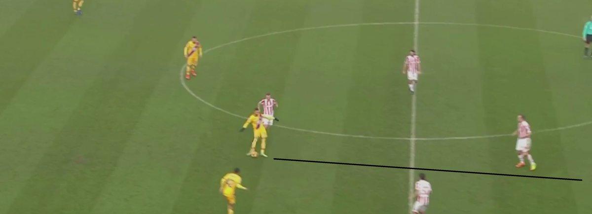 Luka Milivojevic passing