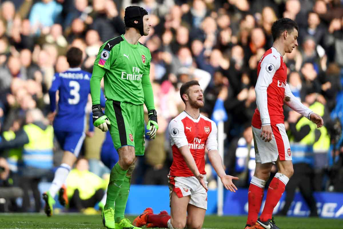 Chelsea 3-1 Arsenal: Five Things We Learned