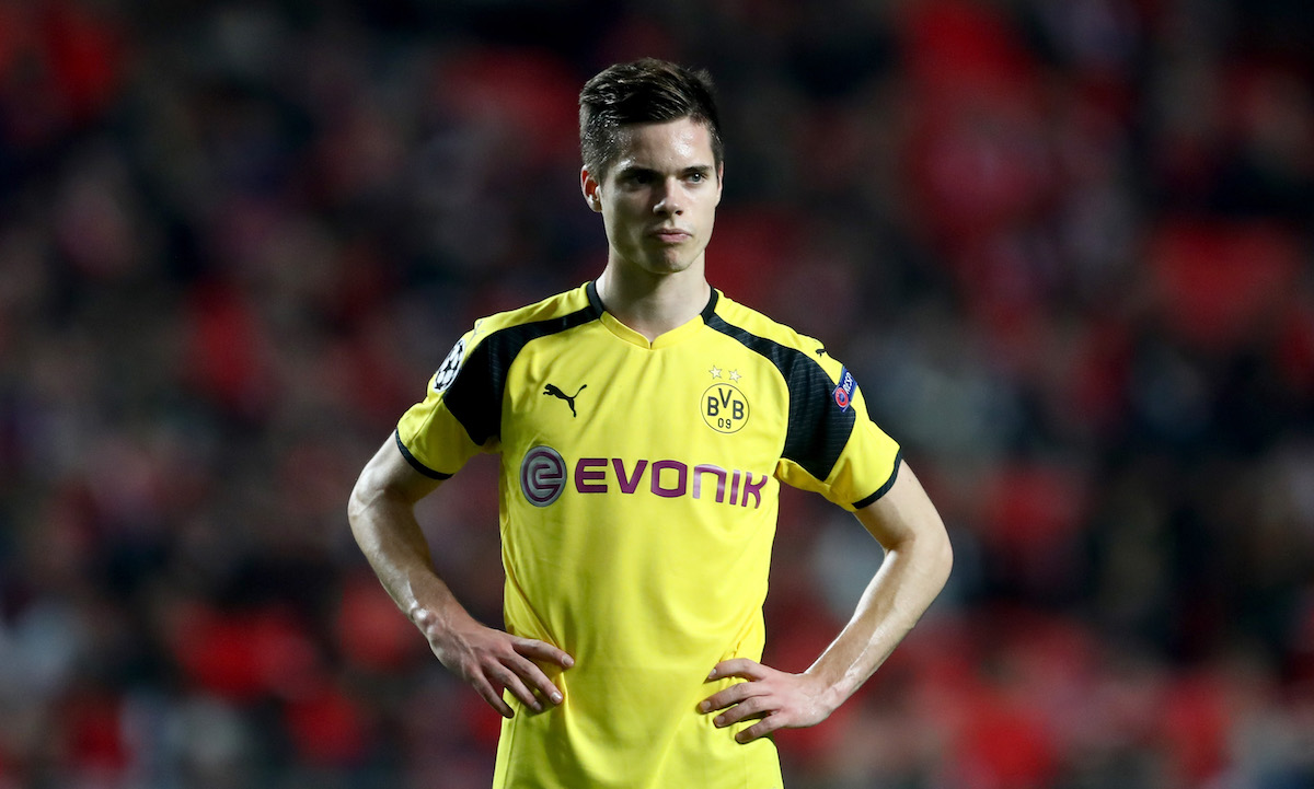 Julian Weigl of Dortmund