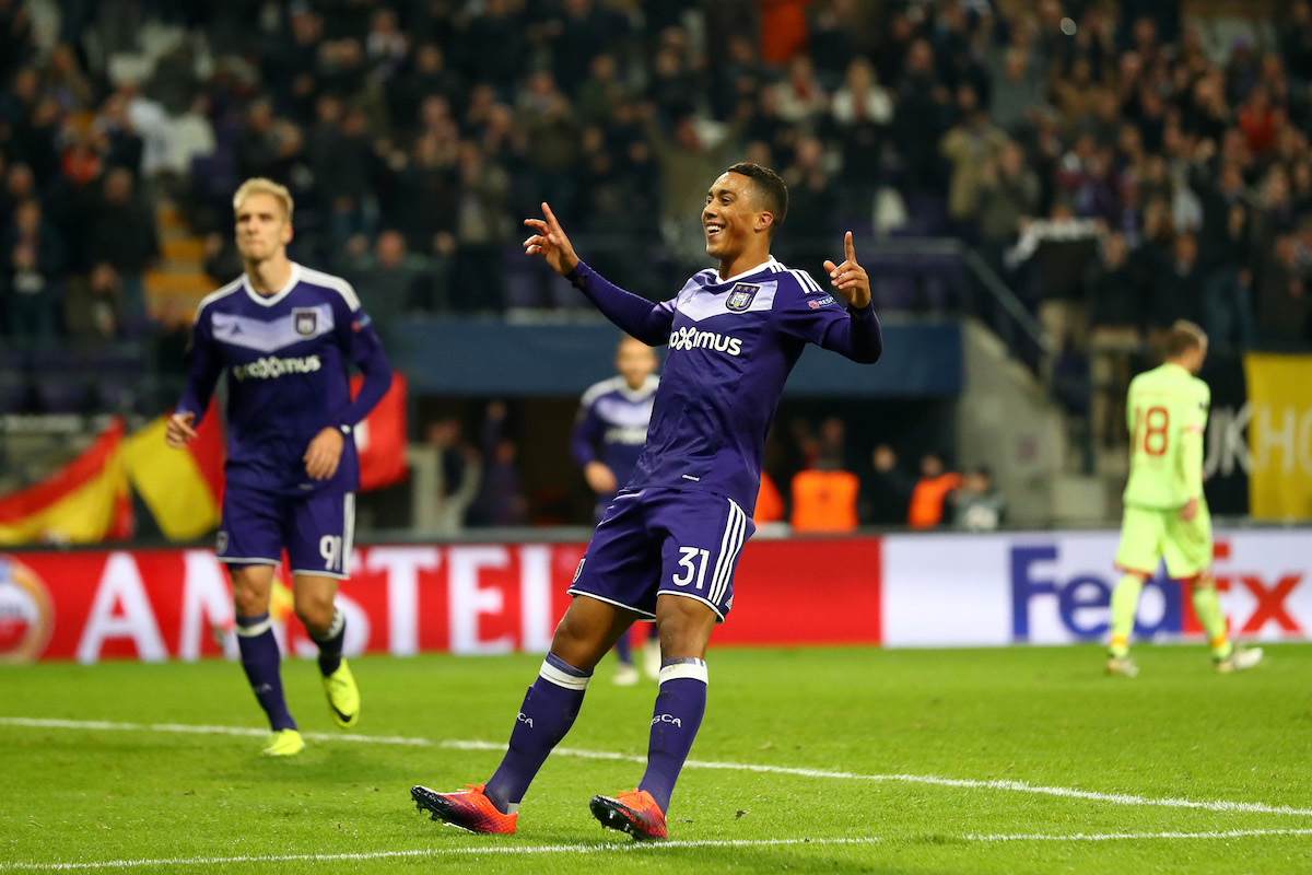 Liverpool transfer target Youri Tielemans