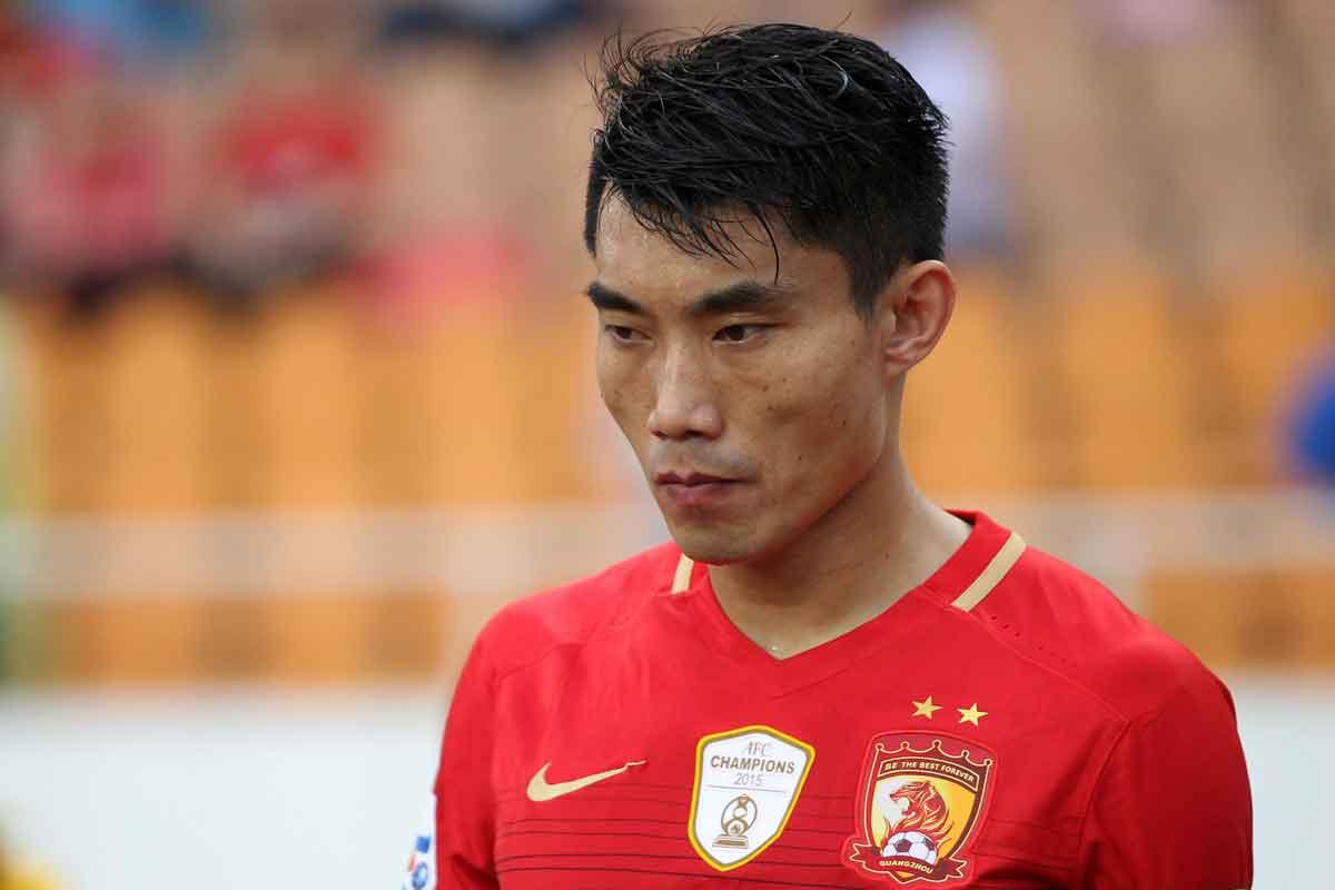 Zheng Zhi, a CSL star