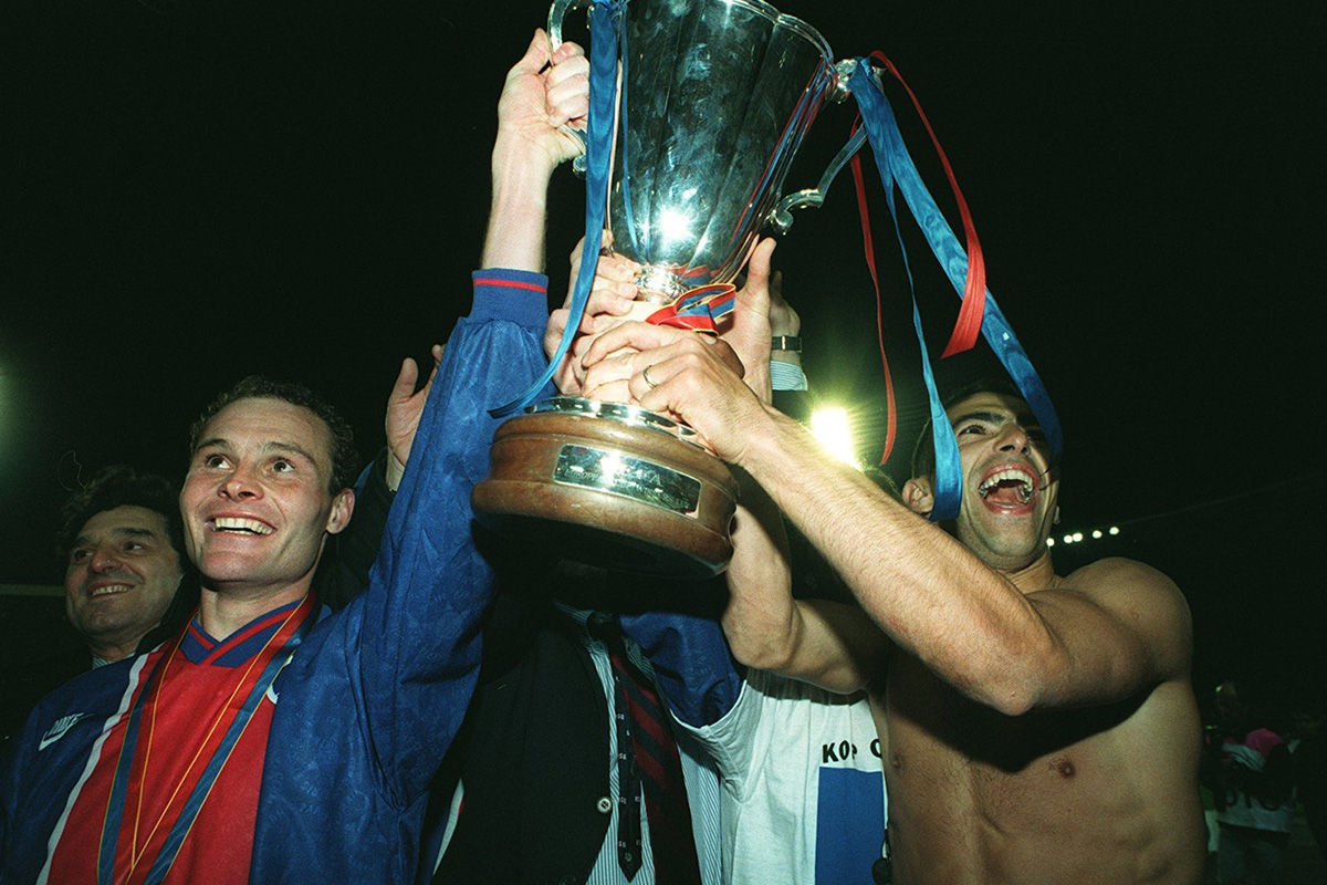 PSG Cup Winners' Cup