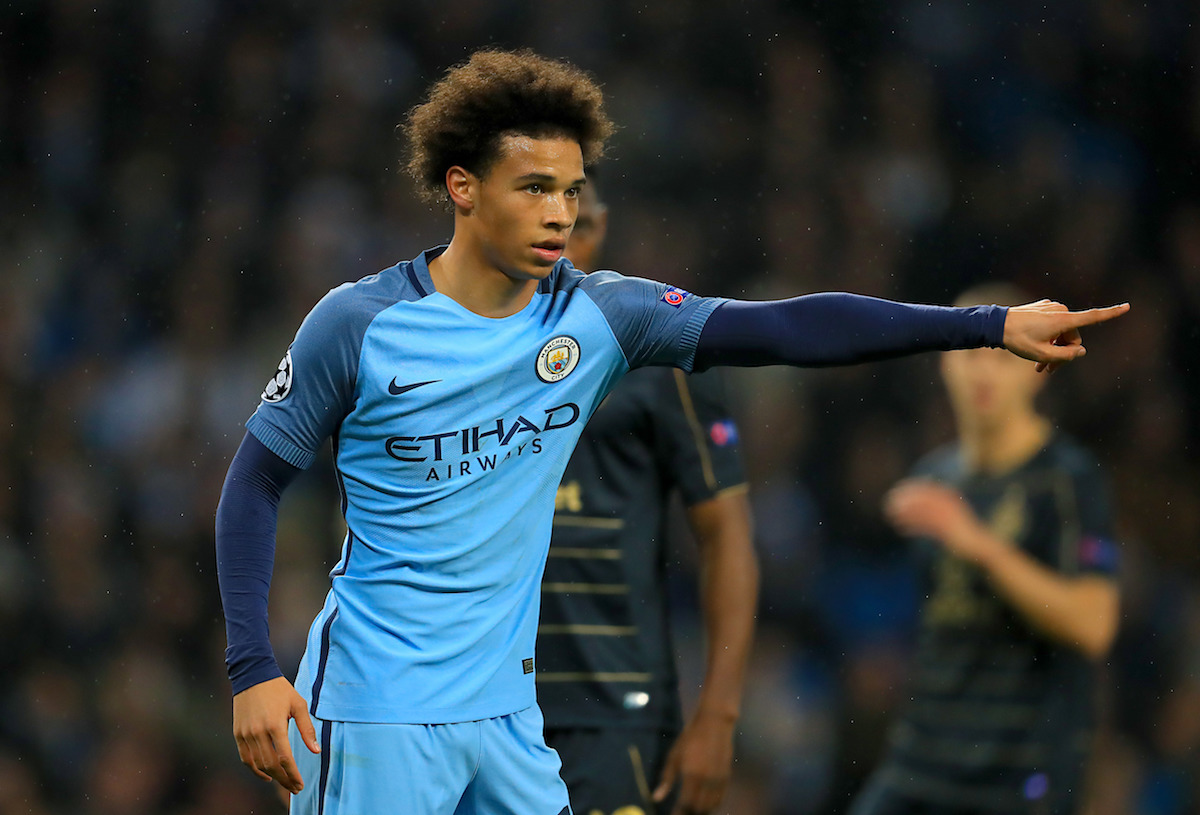 Leroy Sane: Manchester City's Dynamic And Exciting Young