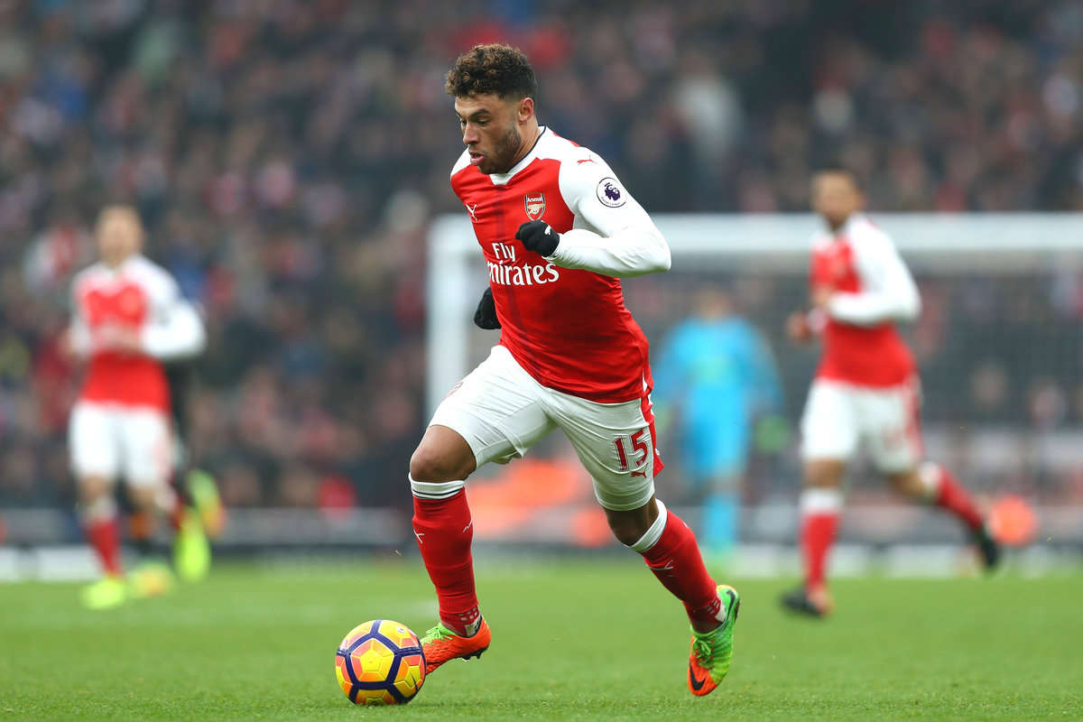 What Is Alex Oxlade-Chamberlain's Best Position